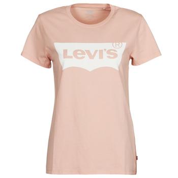 Odjeća Žene  Majice kratkih rukava Levi's THE PERFECT TEE Ružičasta