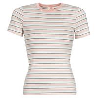 Odjeća Žene  Majice kratkih rukava Levi's SS RIB BABY TEE Multicolour