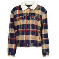 Odjeća Žene  Traper jakne Levi's WOOL TRUCKER Multicolour