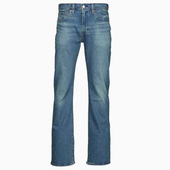 Odjeća Muškarci  Bootcut traperice Levi's 527 SLIM BOOT CUT Blue
