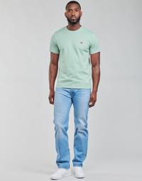 Odjeća Muškarci  Traperice ravnog kroja Levi's 501 LEVI'S ORIGINAL Blue
