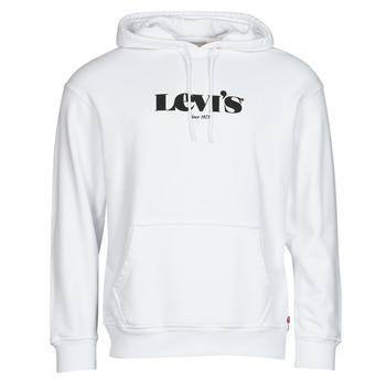 Odjeća Muškarci  Sportske majice Levi's T2 RELAXED GRAPHIC PO Bijela