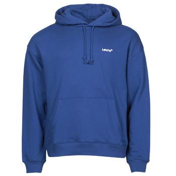 Odjeća Muškarci  Sportske majice Levi's RED TAB SWEATS HOODIE Blue