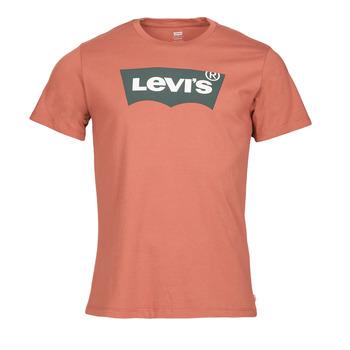 Odjeća Muškarci  Majice kratkih rukava Levi's HOUSEMARK GRAPHIC TEE Terracotta