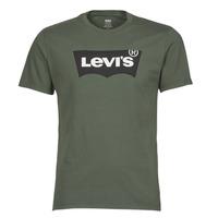 Odjeća Muškarci  Majice kratkih rukava Levi's HOUSEMARK GRAPHIC TEE Zelena
