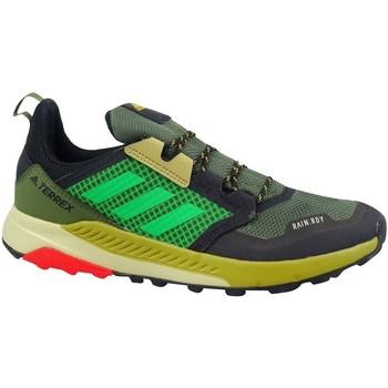 Obuća Djeca Running/Trail adidas Originals Terrex Trailmaker Zelena
