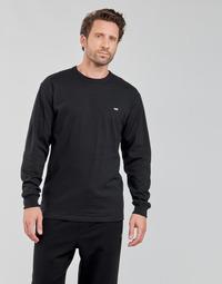 Odjeća Muškarci  Majice dugih rukava Vans OFF THE WALL CLASSIC LS Crna