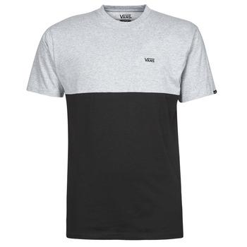 Odjeća Muškarci  Majice kratkih rukava Vans COLORBLOCK TEE Siva / Crna