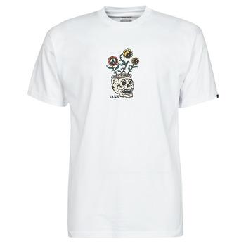 Odjeća Muškarci  Majice kratkih rukava Vans SPROUTING SS Bijela