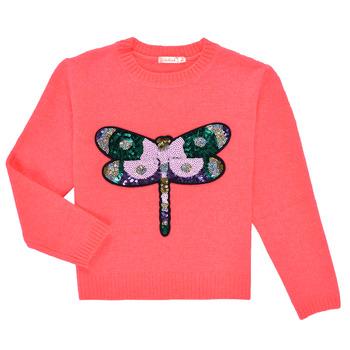 Odjeća Djevojčica Puloveri Billieblush VIANNE Ružičasta