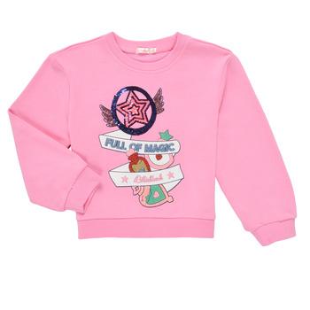 Odjeća Djevojčica Sportske majice Billieblush LOUNNA Ružičasta