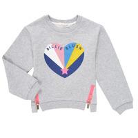 Odjeća Djevojčica Sportske majice Billieblush MARIELA Siva