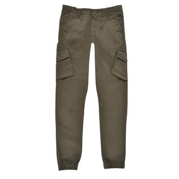 Odjeća Dječak  Cargo hlače Teddy Smith BATTLE Kaki
