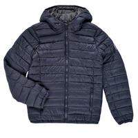 Odjeća Dječak  Pernate jakne Teddy Smith BLIGHTER Blue