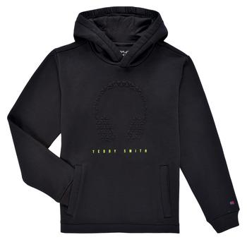 Odjeća Dječak  Sportske majice Teddy Smith S-RUDY HOODY Noit