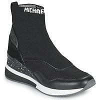 Obuća Žene  Visoke tenisice MICHAEL Michael Kors SWIFT Crna