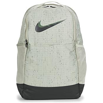 Torbe Ruksaci Nike NIKE BRASILIA Siva / Crna