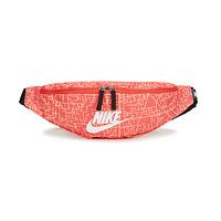Torbe Žene  Pojasne torbice Nike NK HERITAGE WSTPCK FA21 AOP2 Ružičasta / Crna / Bijela