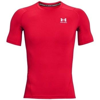 Odjeća Muškarci  Majice kratkih rukava Under Armour Heatgear Armour Red