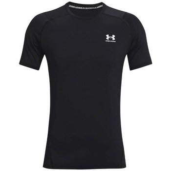 Odjeća Muškarci  Majice kratkih rukava Under Armour Heatgear Armour Fitted Crna