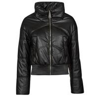 Odjeća Žene  Pernate jakne Liu Jo WF1270 Crna