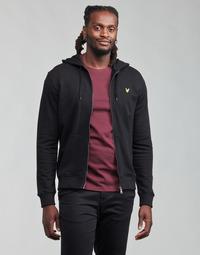 Odjeća Muškarci  Sportske majice Lyle & Scott KANLIBE Crna