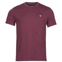 Odjeća Muškarci  Majice kratkih rukava Lyle & Scott ROBINA Bordo