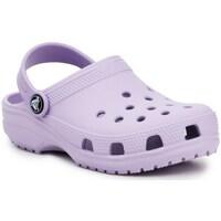 Obuća Djeca Klompe Crocs Classic Clog K Ljubičasta