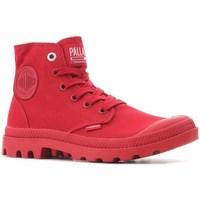 Obuća Visoke tenisice Palladium Manufacture Pampa HI Mono U Red