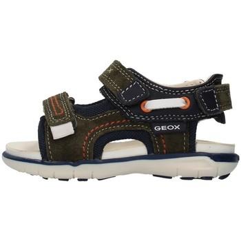 Obuća Dječak  Sportske sandale Geox B154LA02285 GREEN