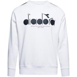 Odjeća Muškarci  Sportske majice Diadora 502175376 Bijela