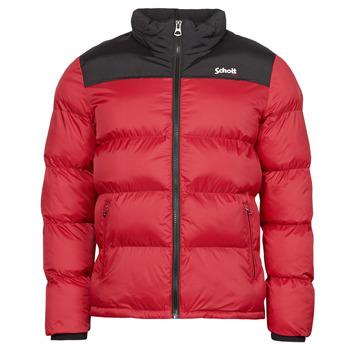 Odjeća Pernate jakne Schott UTAH Red
