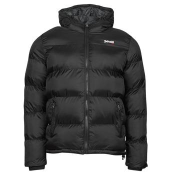 Odjeća Pernate jakne Schott IDAHO2 Crna