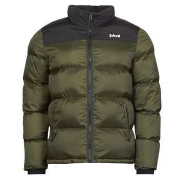 Odjeća Pernate jakne Schott UTAH Kaki