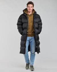 Odjeća Muškarci  Pernate jakne Schott 2190 MAX Crna