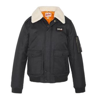 Odjeća Dječak  Kratke jakne Schott AIRWAY Crna