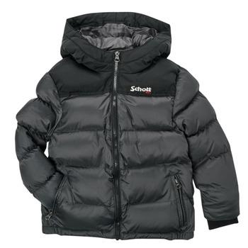Odjeća Djeca Pernate jakne Schott UTAH 2 Siva