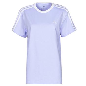 Odjeća Žene  Majice kratkih rukava adidas Performance WESBEF Ton / Ljubičasta