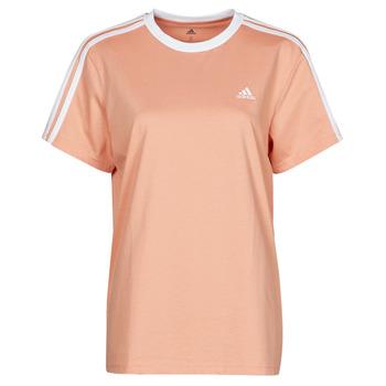 Odjeća Žene  Majice kratkih rukava adidas Performance WESBEF Blush / Ambiant