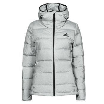 Odjeća Žene  Pernate jakne adidas Performance WEHELIONICMEL Ružičasta / Siva / Zagasita