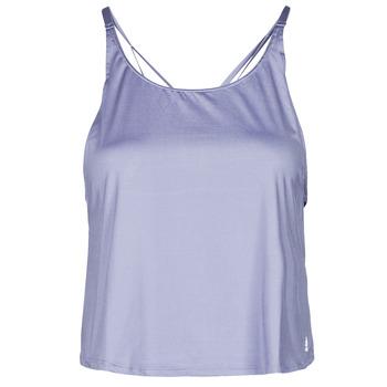 Odjeća Žene  Majice s naramenicama i majice bez rukava adidas Performance YOGA CROP Ljubičasta / Orbite