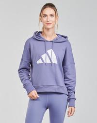 Odjeća Žene  Sportske majice adidas Performance WIFIEB HOODIE Ljubičasta / Orbite