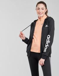 Odjeća Žene  Gornji dijelovi trenirke adidas Performance WELINFT FZ Crna