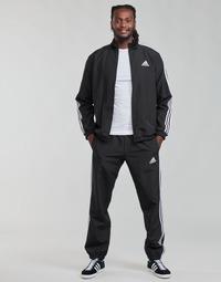 Odjeća Muškarci  Dvodijelne trenirke adidas Performance M 3S WV TT TS Crna