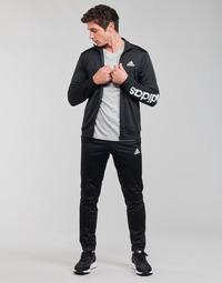Odjeća Muškarci  Dvodijelne trenirke adidas Performance M LIN TR TT TS Crna