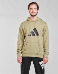 Odjeća Muškarci  Sportske majice adidas Performance M FI 3B HOODIE Zelena / Orbite