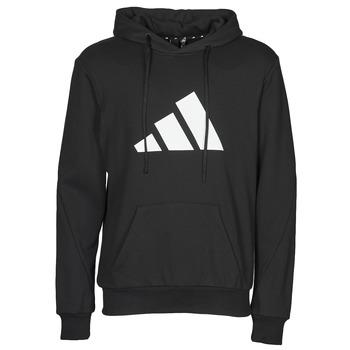 Odjeća Muškarci  Sportske majice adidas Performance M FI 3B HOODIE Crna