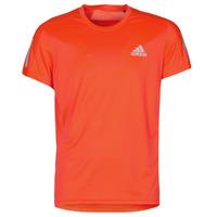 Odjeća Muškarci  Majice kratkih rukava adidas Performance OWN THE RUN TEE App / Solar / Crvena