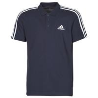 Odjeća Muškarci  Polo majice kratkih rukava adidas Performance M 3S PQ PS Inkoust / Legend