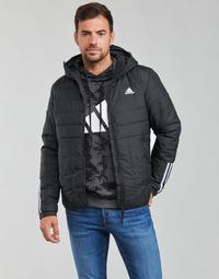 Odjeća Muškarci  Pernate jakne adidas Performance ITAVIC L HO JKT Crna